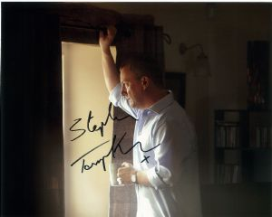 Stephen Tompkinson WILD AT HEART - DCI BANKS 10x8 Genuine Signed Autograph 11268